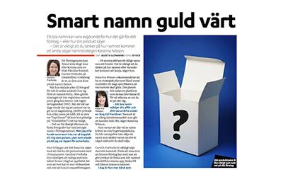 Eqvarium i tidningen Platsjournalen
