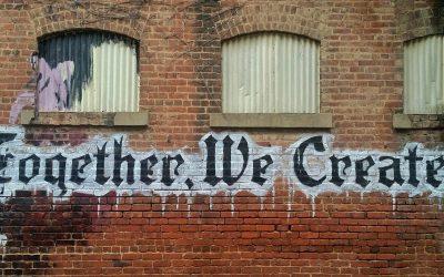 När du tänker varumärkesnamn, tänk graffiti