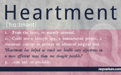 Eqvarium introducerar Name of the Week: Heartment